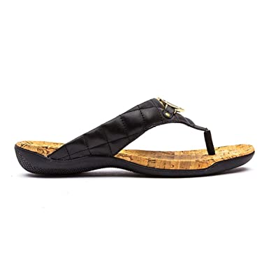 e153eedef490 Donna karan women bianca quilted black flip flop sandals shoes jpg 385x385 Dkny  flip flops
