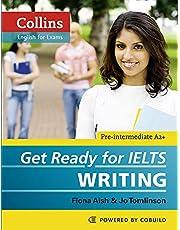 Get Ready for IELTS - Writing: IELTS 4+ (A2+)