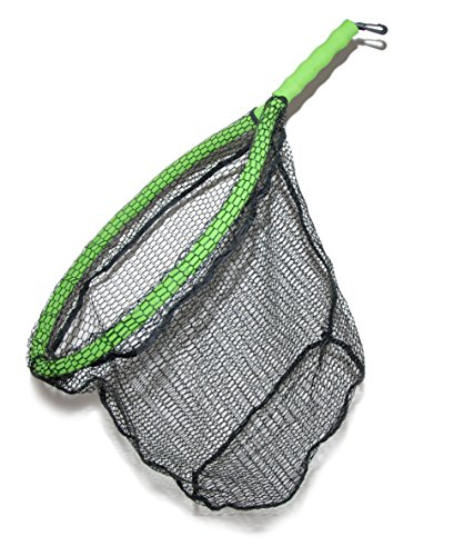 ForEverlast Generation 2 Net, Lime - Kayak Fishing Net