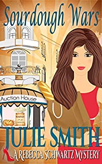 Sourdough Wars by julie Smith ebook deal