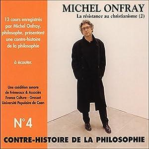 Contre-histoire de la philosophie 4.2 Speech