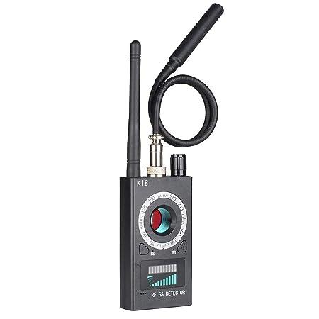 Detector de señal antiespía, amplificador antiespía, detector de señal para cámara espía, detector de espionaje inalámbrico, cámara espía, ...