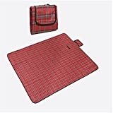 Picnic Blanket Waterproof Extra Large Foldable Protable Camping Beach Outdoor Blanket Mat, 59x71 inches