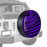 zebra tire cover - 32