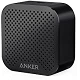 Anker SoundCore Nano Super Mini Bluetooth Lautsprecher Wireless Speaker mit Großen Sound und Mikrofon für iPhone, iPad, Samsung, Nexus, HTC, Laptops und weitere (Schwarz)