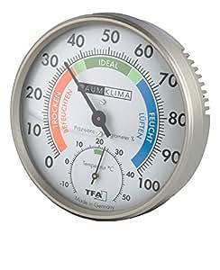 TFA Dostmann Wetterladen 45.2030.50 - Higómetro