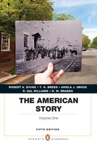 The American Story, Vol. 1, 5th Edition