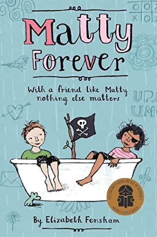 book cover of Matty Forever