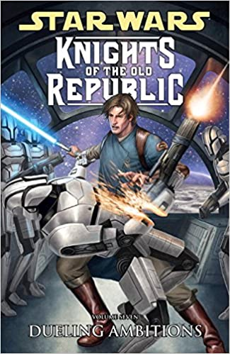 Amazoncom Star Wars Knights Of The Old Republic Volume 7