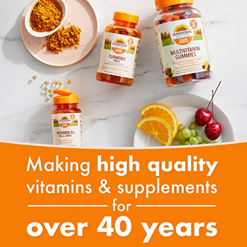 Sundown Vitamin E 400 IU Softgels
