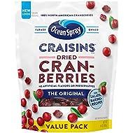 Ocean Spray Craisins Original Dried Cranberries, 24-Ounce