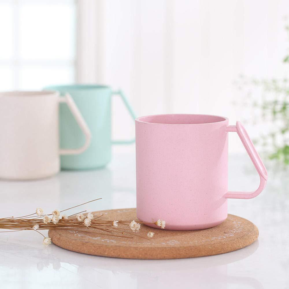 Taza de agua creativa taza de fibra de bambú respetuosa con el ...