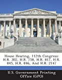 House Hearing, 112th Congress, , 1287300596