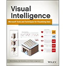 Visual Intelligence: Microsoft Tools and Techniques for Visualizing Data