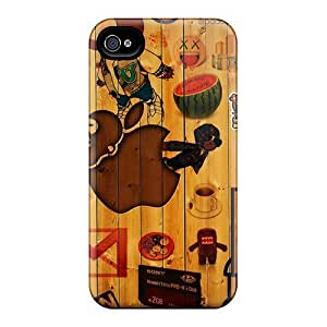 Faddish Phone Omg Case For Iphone 4/4s / Perfect Case Cover