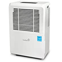 Ivation Energy Star 70-Pint Portable Dehumidifier for Spaces up to 4,500 Square Feet