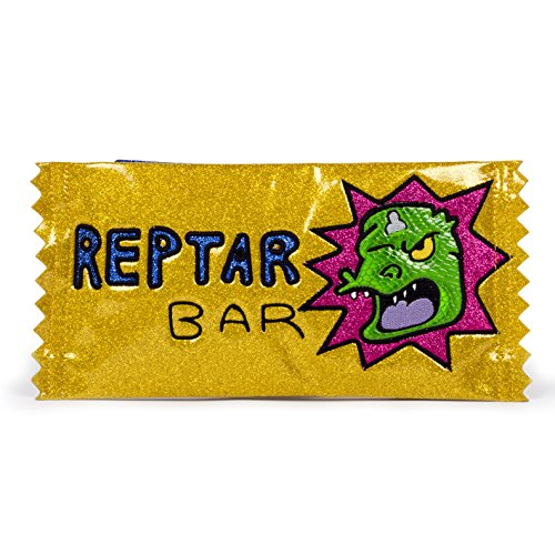 Danielle Nicole Nickelodeon Rugrats Reptar Bar Clutch Bag for (Just Fab Purses)