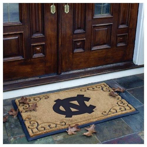 University of North Carolina Door Mat Size: 2' x 3'3