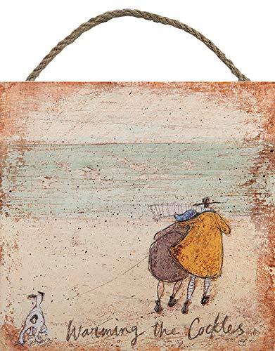 Sam Toft Artistica da Parete,, 20x 20cm The Art Group EMB10792
