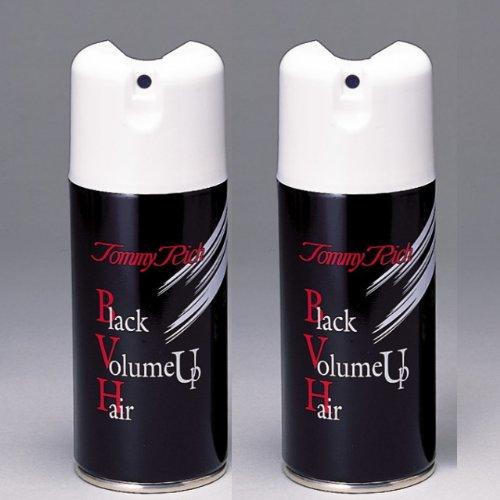 たくさんサイレントロッカー『ブラックヘアー2本セット』 (ブラック×2)