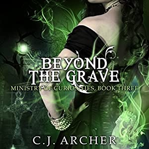 Beyond the Grave Audiobook
