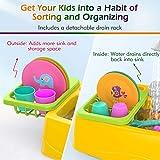 KinderUP Kitchen Sink Toy for
