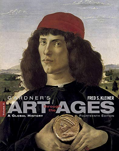 (Gardner's Art Through the Ages : A Global History, Vol. 2 (with CourseMate Printed Access Card) )