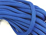 1/2'' X 150' Blue Double Braided Nylon Rope