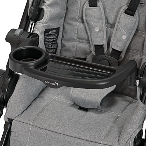 Baby Jogger City Select Single Child Tray, Black (Single Baby)