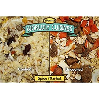 Amazon.Com : Higgins Pet Food Wordly Cuisines Spice Market 13 Oz