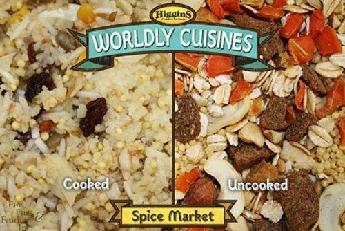 Higgins Pet Food Wordly Cuisines Spice Market 13 Oz Cook, Cool & Serve Food