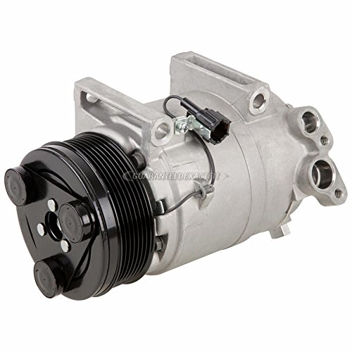 Brand New Premium Quality AC Compressor & A/C Clutch For Nissan And Infiniti - BuyAutoParts 60-01973NA New