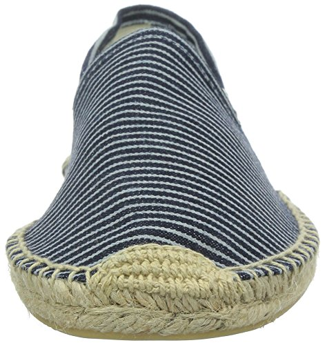 Blue Men's Original White Soludos Stripe Classic Denim R1aPRBqw