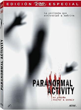 Paranormal Activity (Edición Especial) [DVD]: Amazon.es: Katie ...