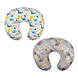 ALVABABY 2pack Pillow Covers Soft and Comfortable
