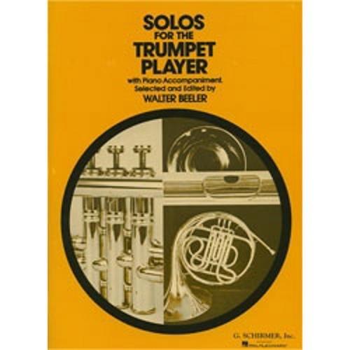 G Schirmer Trumpet (G. Schirmer Solos for Trumpet Player with Piano)