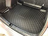 Laser Measured Trunk Liner Cargo Rubber Tray for Honda CR-V 2012-2016