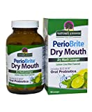 Nature's Answer Periobrite Dry Mouth Lozenges, 100 Count