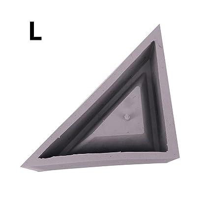 fancylande molde de Jabón Molde de silicona molde para bizcocho – Molde concéntrico (, molde