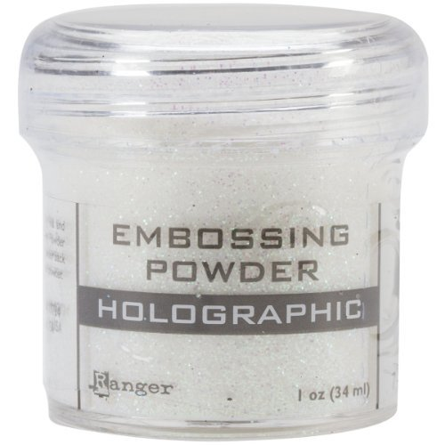 Ranger Embossing Powder 1-Ounce, Holographic by Ranger Products