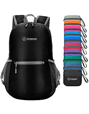 ZOMAKE Ultra Lightweight Packable Backpack Water Resistant Hiking  Daypack,Small Backpack Handy Foldable Camping Outdoor 530978e3ac