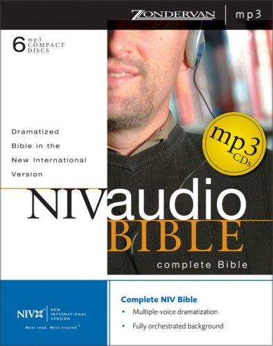 Download NIV Dramatized Audio Bible book pdf | audio id:4cjv9uc