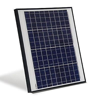 ALEKO PP50W12V ETL Polycrystalline Modules Solar Panel 50W 12V