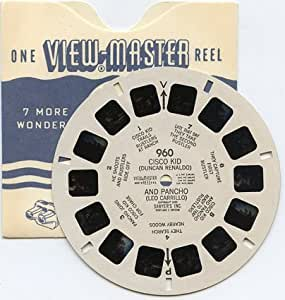 Amazon Classic ViewMaster Cowboy Reel 960
