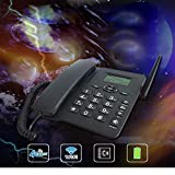Riiai 4G WiFi Wireless Fixed Phone Desktop Phone