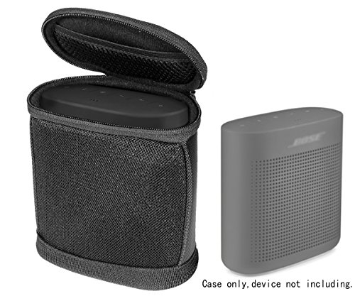 - Protective Case for Bose SoundLink Color 2 and Bose SoundLink Color Bluetooth speaker, Portable Sound Through Design, Tailor made and Easy to go carabiner, Best matching in shape, light weight
