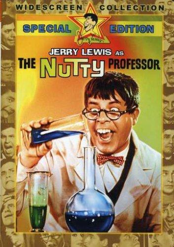 Resultado de imagem para The Nutty Professor (1963)
