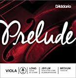 D'Addario Prelude Viola Single A String, Long Scale, Medium Tension