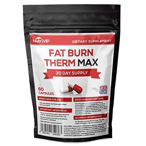 fat burn therm max ce este un supliment sigur de pierdere în greutate