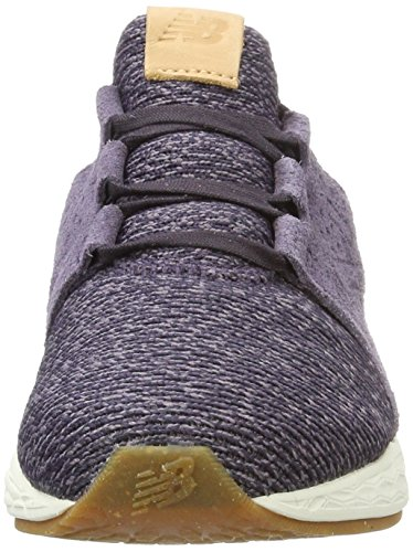 New Balance Women's Fresh Foam Cruz Fitness Shoes Grey (Grey) CBOniAY